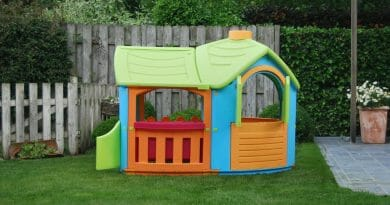 Jaký dětský domeček koupit?