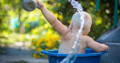Vybíráme bazén pro děti