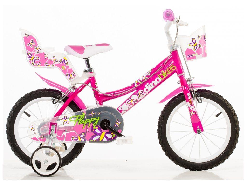 Dětský kolo pro dívky