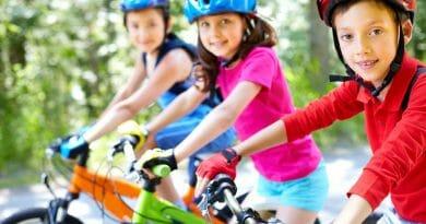 Jak vybrat dětské kolo -nahl