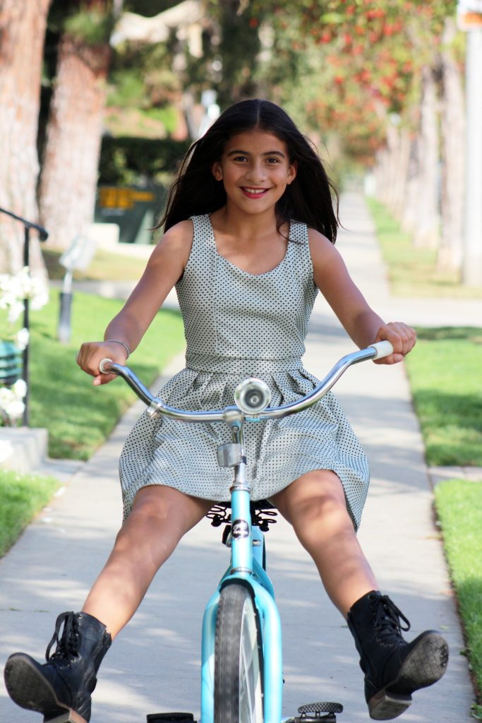 Dětské kolo pro dívky