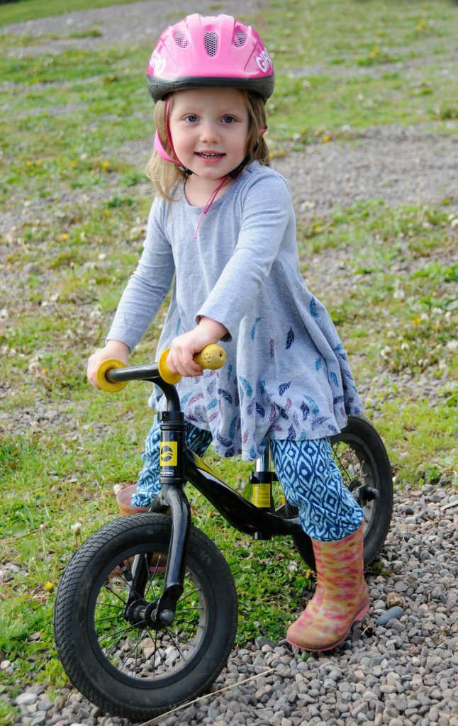 Cviční kolo pro děti