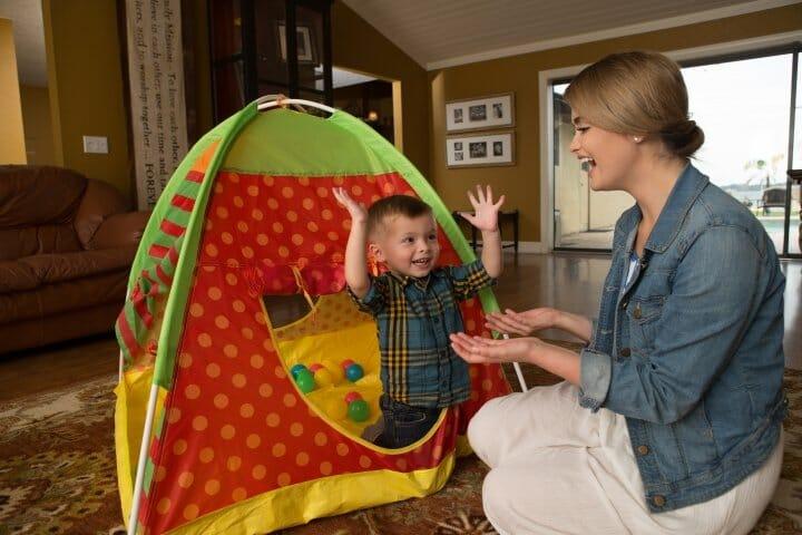 Domeček stan pro hraní