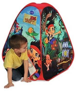 Dětský stan pro chlapce
