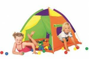 Domek-textilní stan