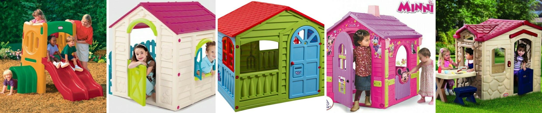 Plastový domeček na hraní pro děti
