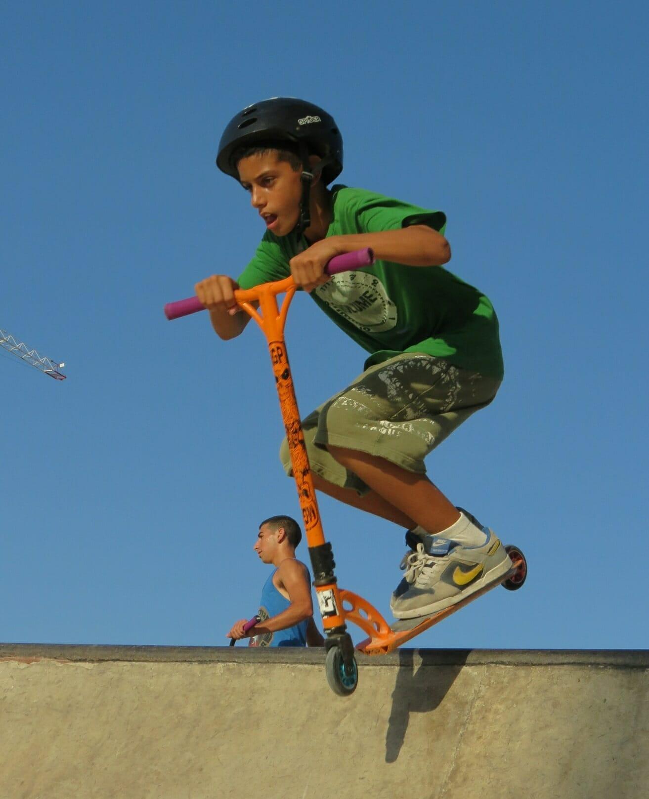 Freestyle dětské koloběžky