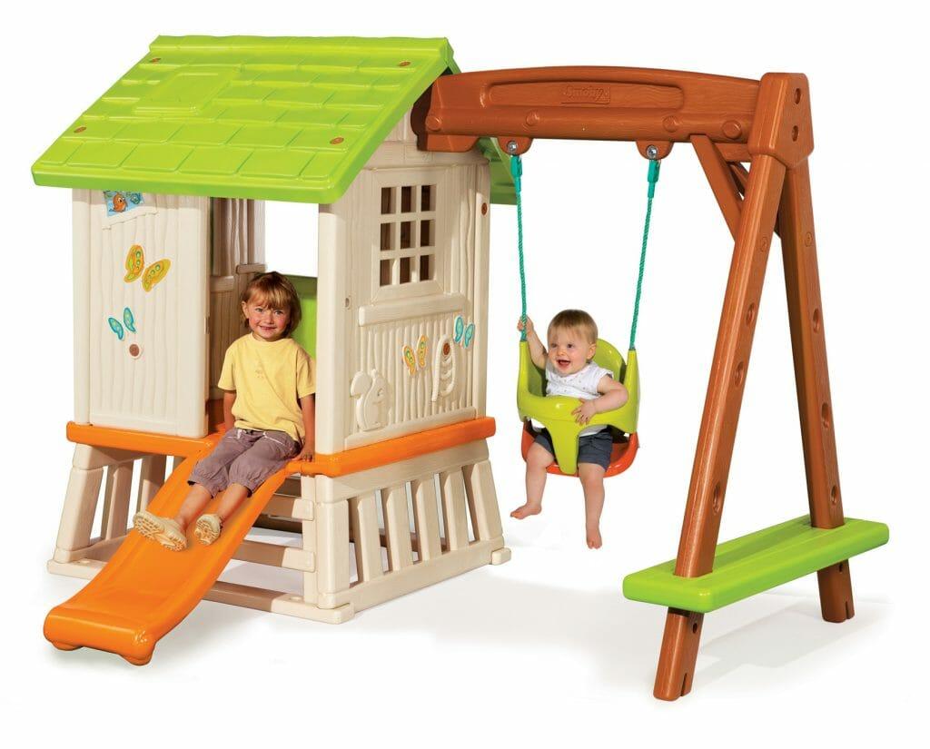 Domek pro děti z plastu