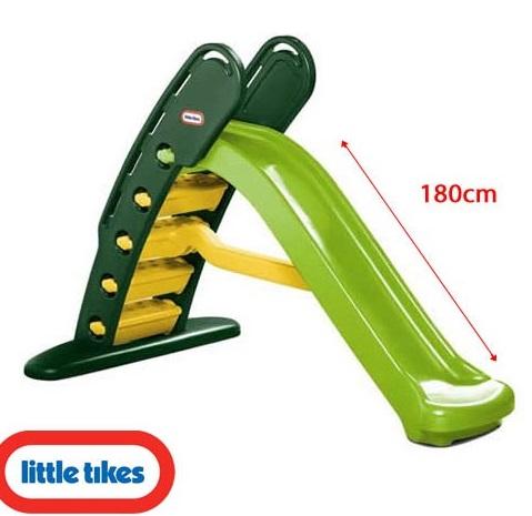 Little Tikes veliké dětské skluzavky