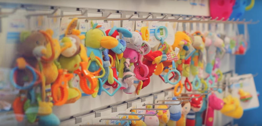 Hračky pro miminka Baby Ono