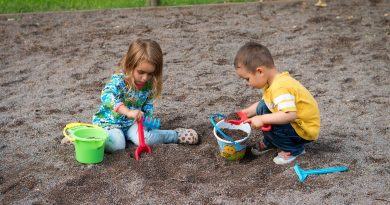 Hračky do písku