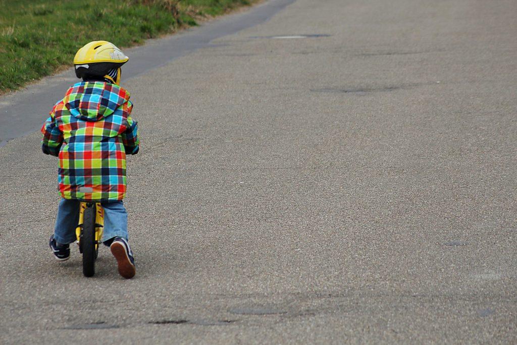 Dětské kolo bez pedálů odrážedlo pre děti od 2 let