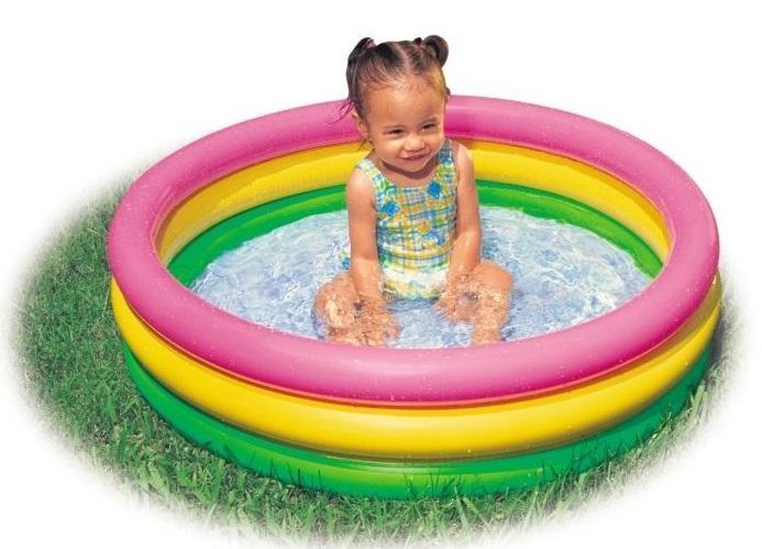 Nafukovací bazén pro nejmenší děti