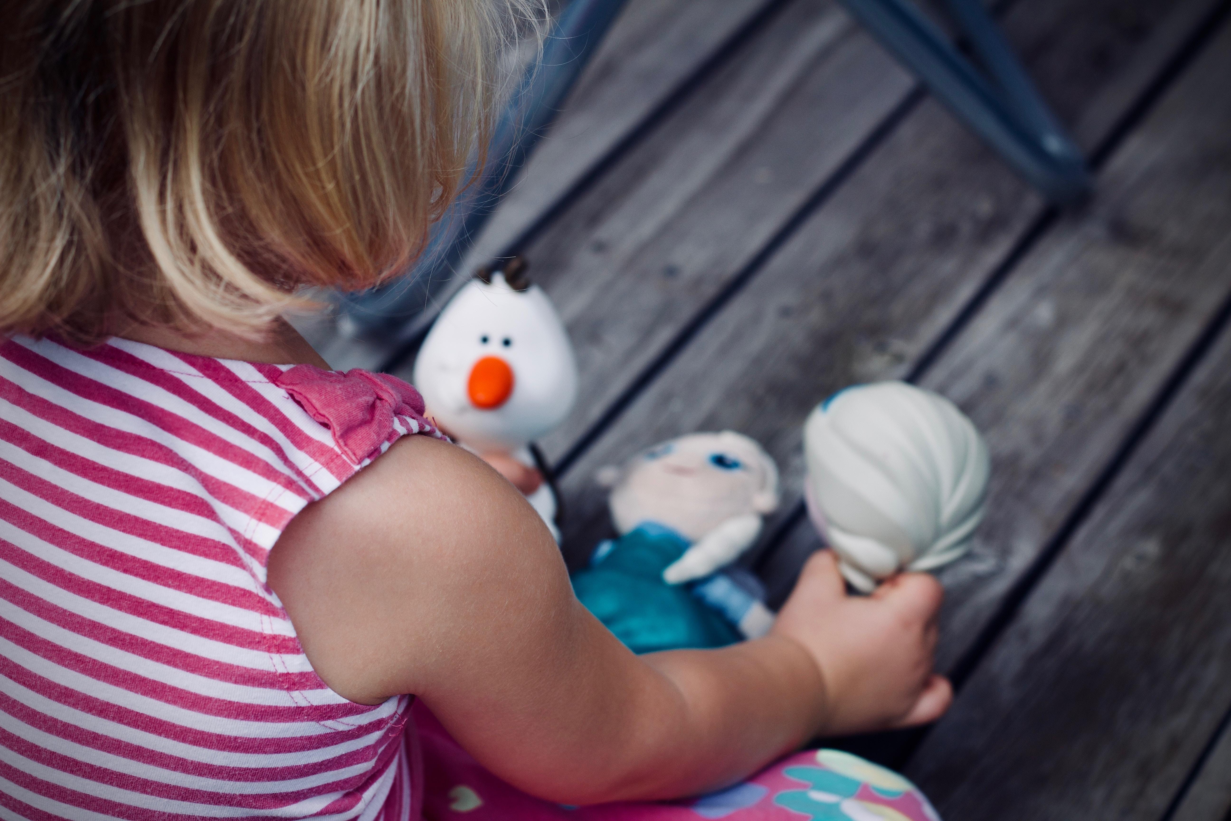 Dětský domek na hraní výhody