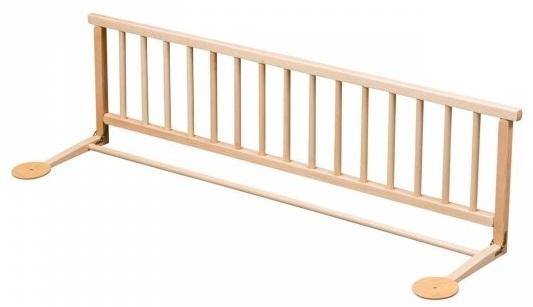 Dřevěná zábrana na postel pro dítě