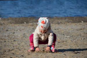 Hračky do písku pro děti