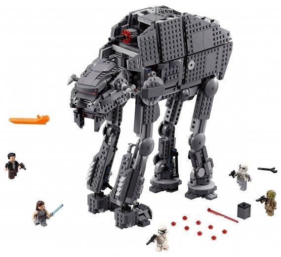 Značka LEGO® a nejlepší stavebnice