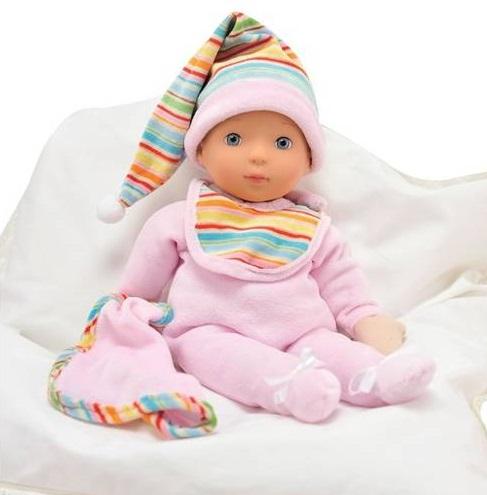 Panenky pro miminko