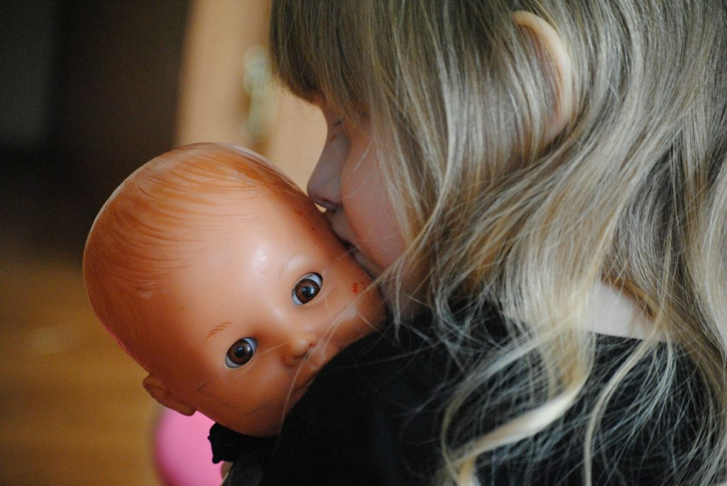 Panenky podle veku holčičky