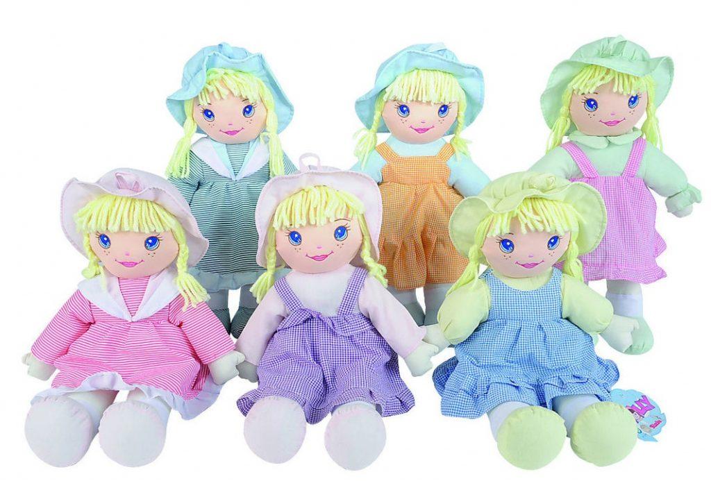 Levné panenky