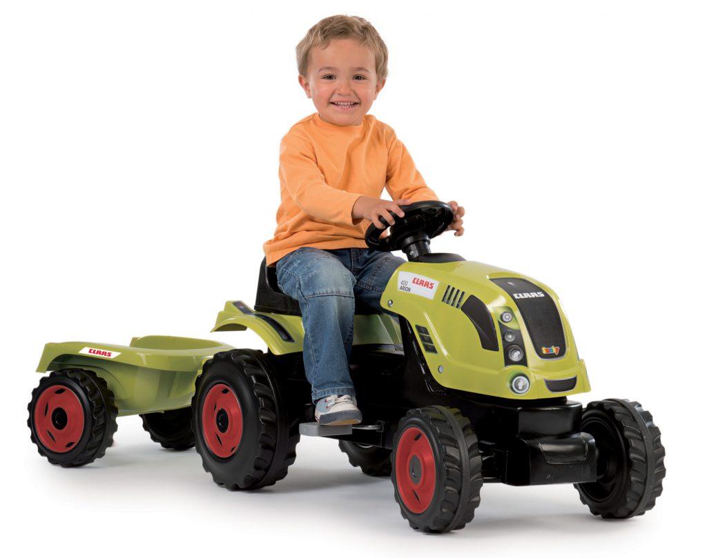 Smoby dětský traktor s pedály