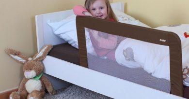Dětská zábrana na postel