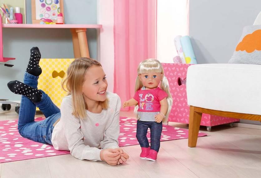 Veliké panenky na hraní