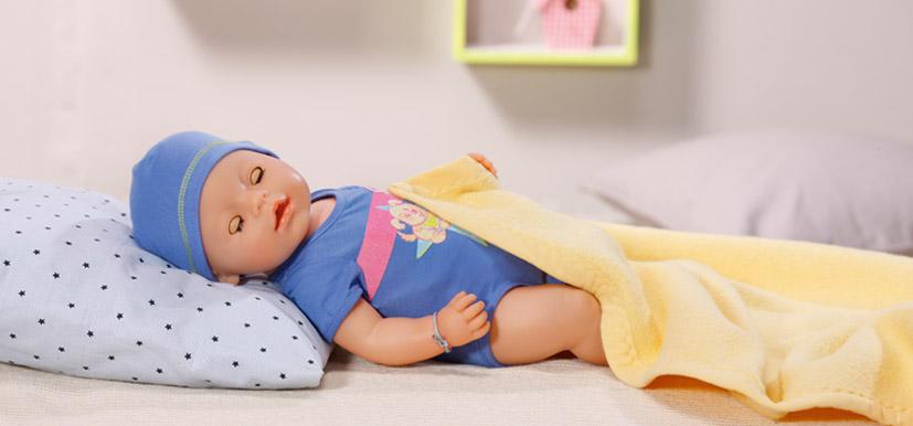 Panenka Baby Born pro holčičku