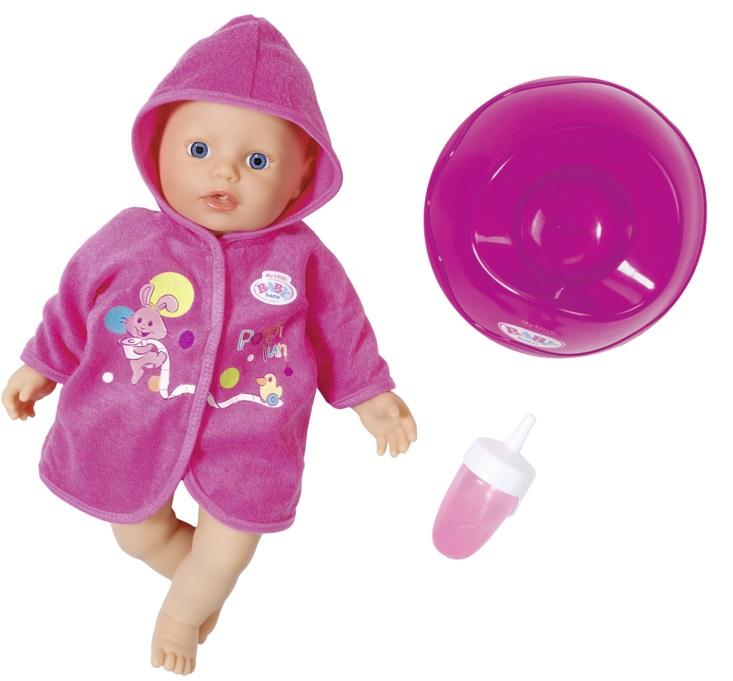 Čůrající panenka Baby Born
