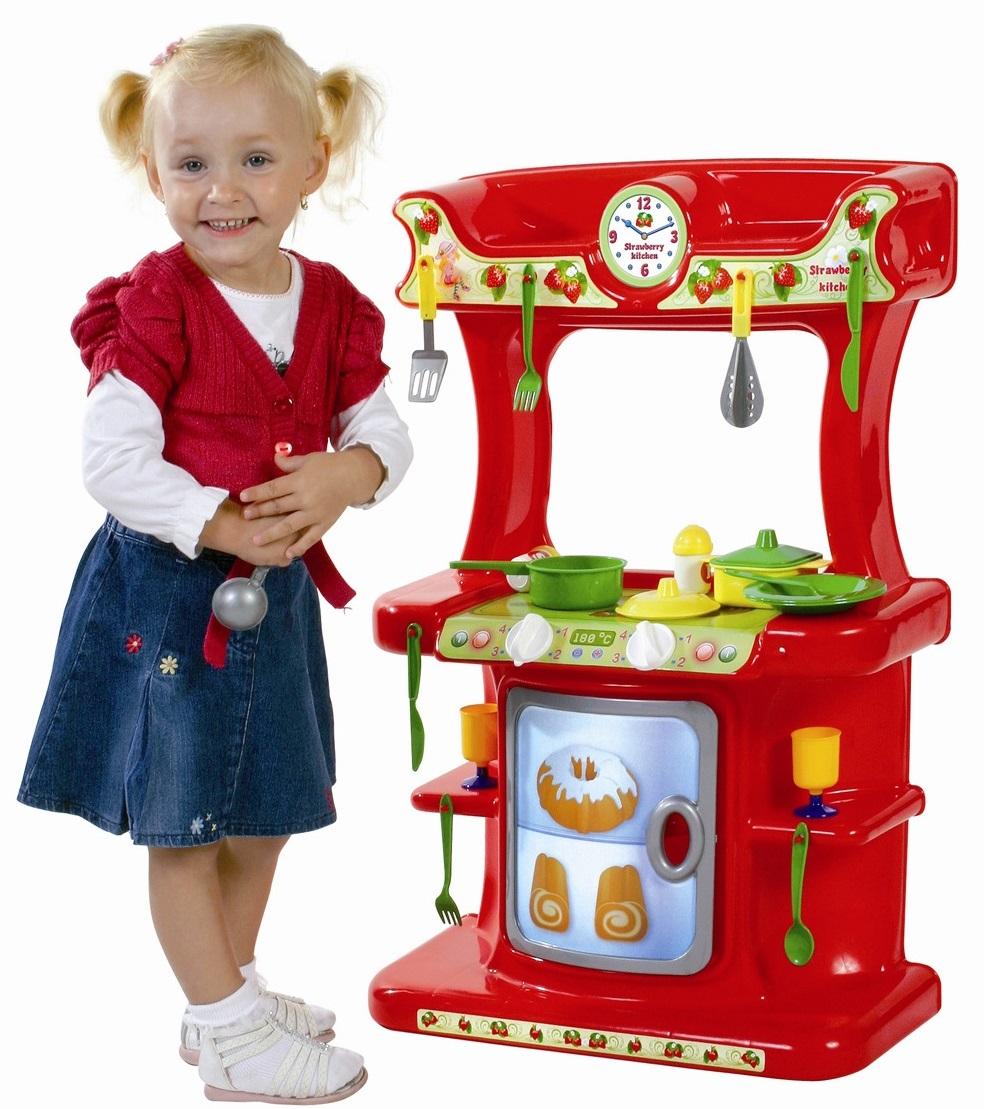 Malá dětská kuchyňka