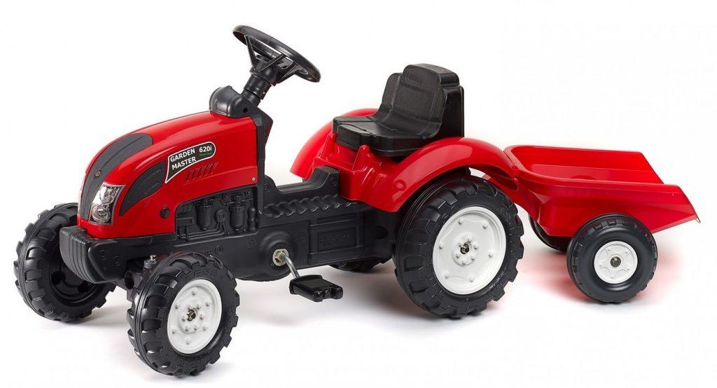 Šlapací traktor pro děti Falk Garden