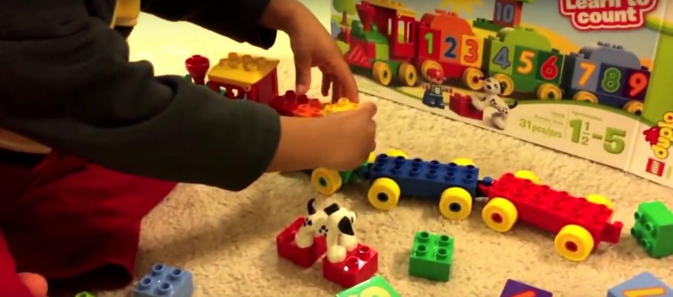 Lego Duplo pro nejmenší