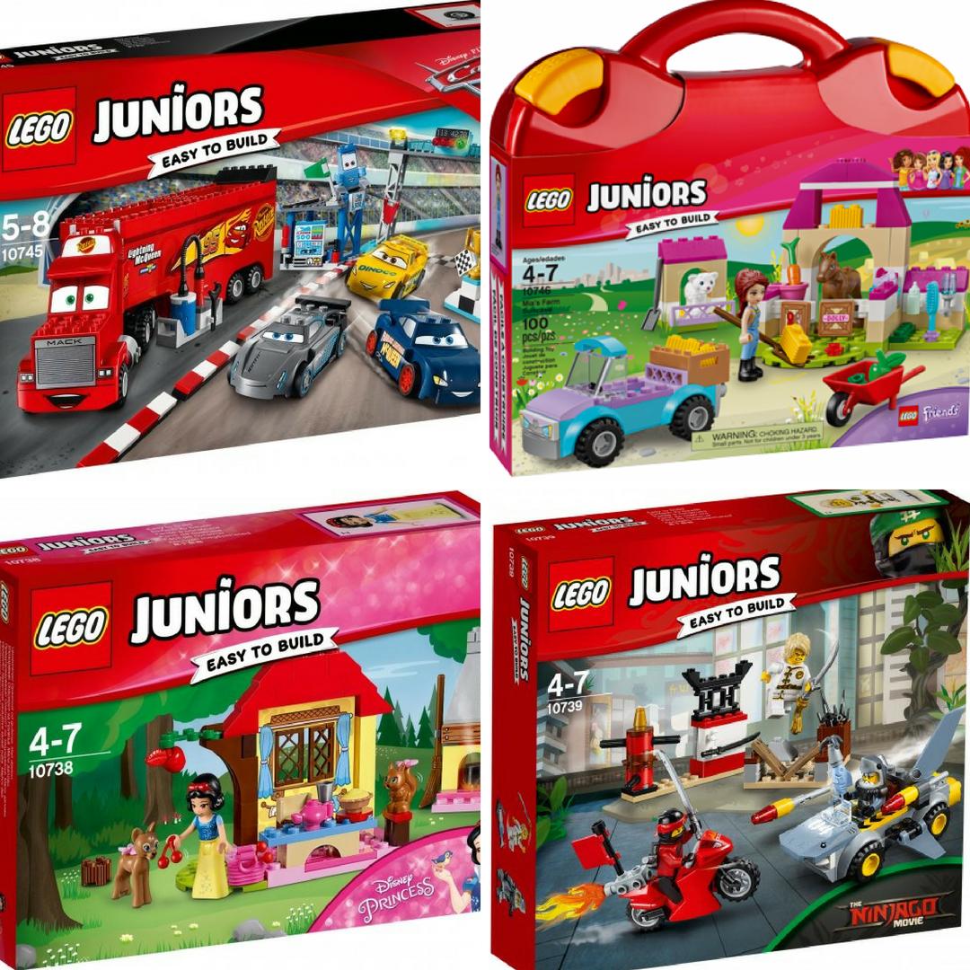 Juniors Lego pro děti