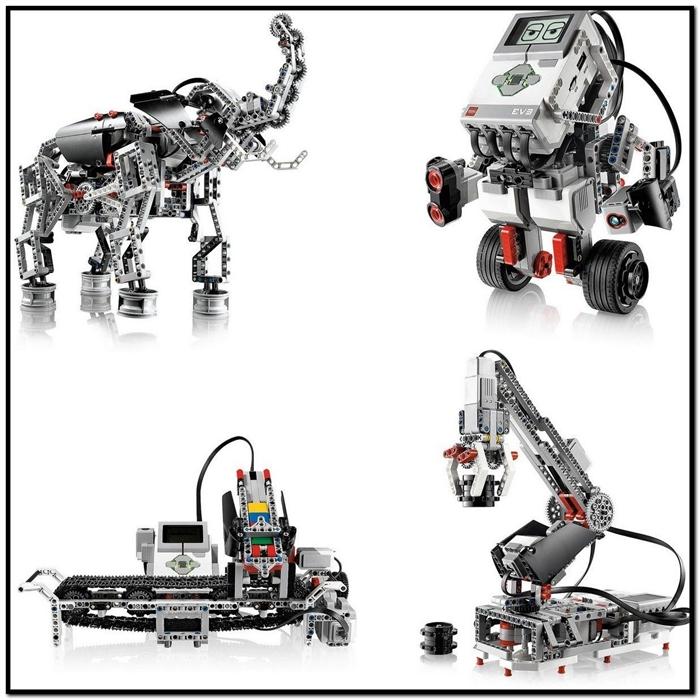 Roboty Lego Mindstrom