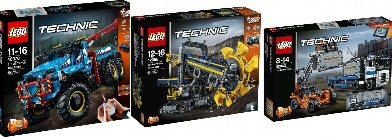 Lego stavebnice Technic