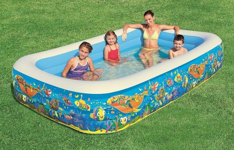 Bestway bazény pro děti i rodinu
