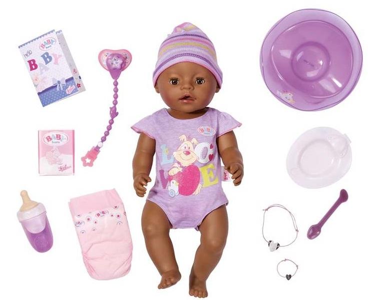 Interaktivní panenka Baby Born Etnik