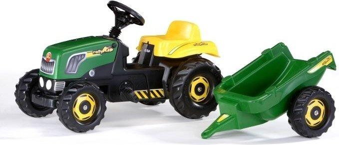 Rolly Kid šlapací traktor pro děti Rolly Toys