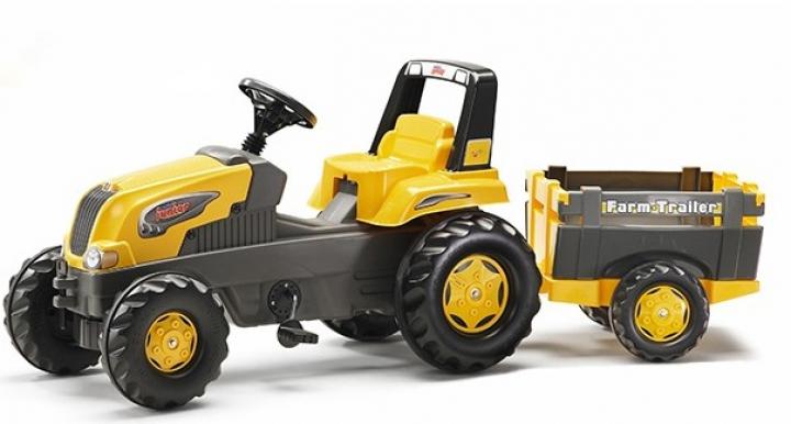 Rolly Toys traktor pro děti Junior