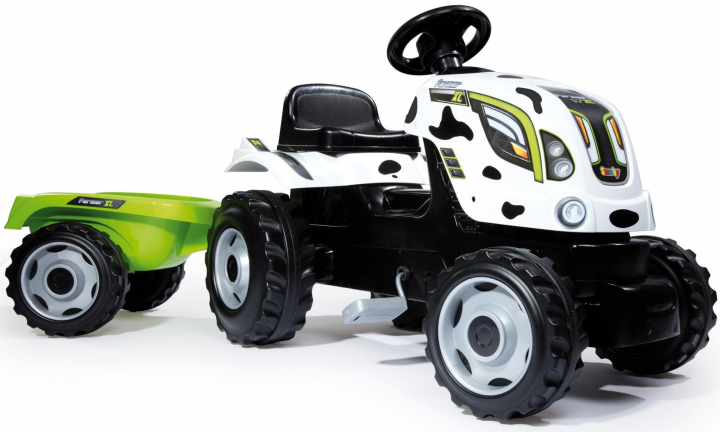 Velký traktor pro děti Smoby