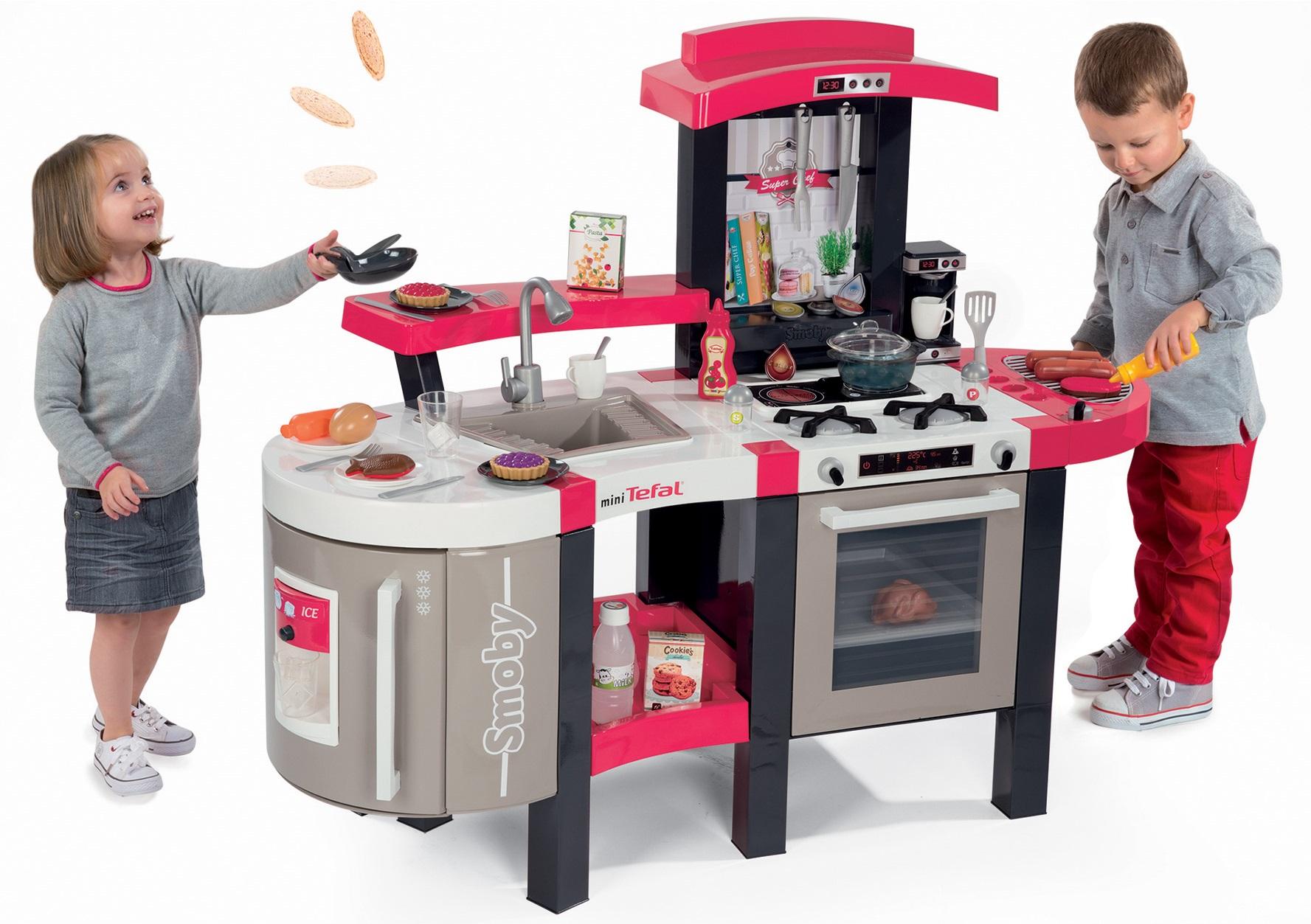 Plastová dětská kuchyňka