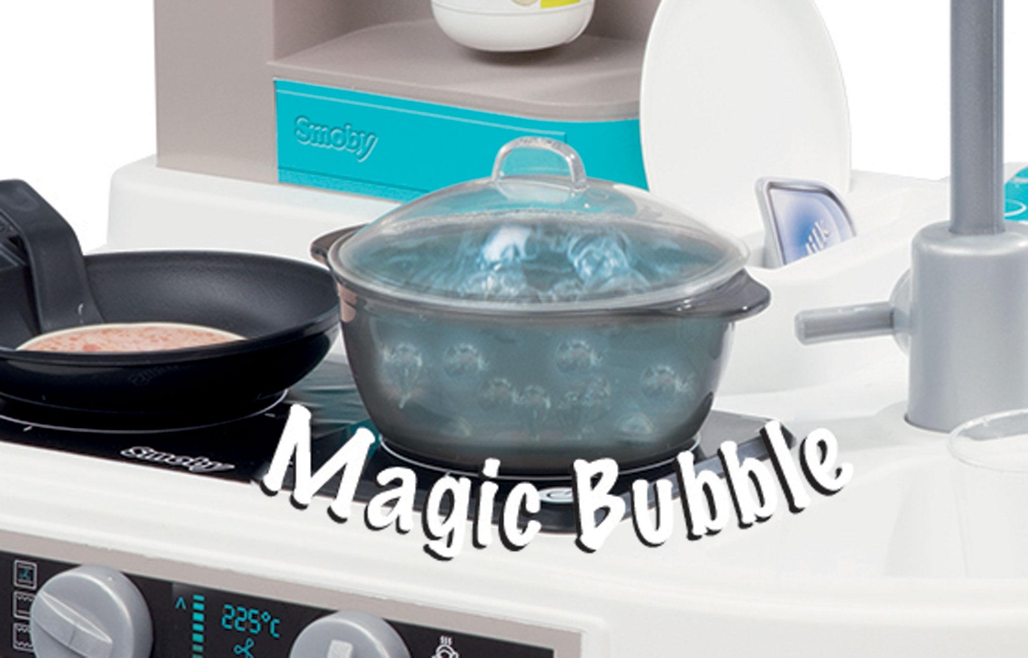 Tefal dětská kuchyňka s bubláním