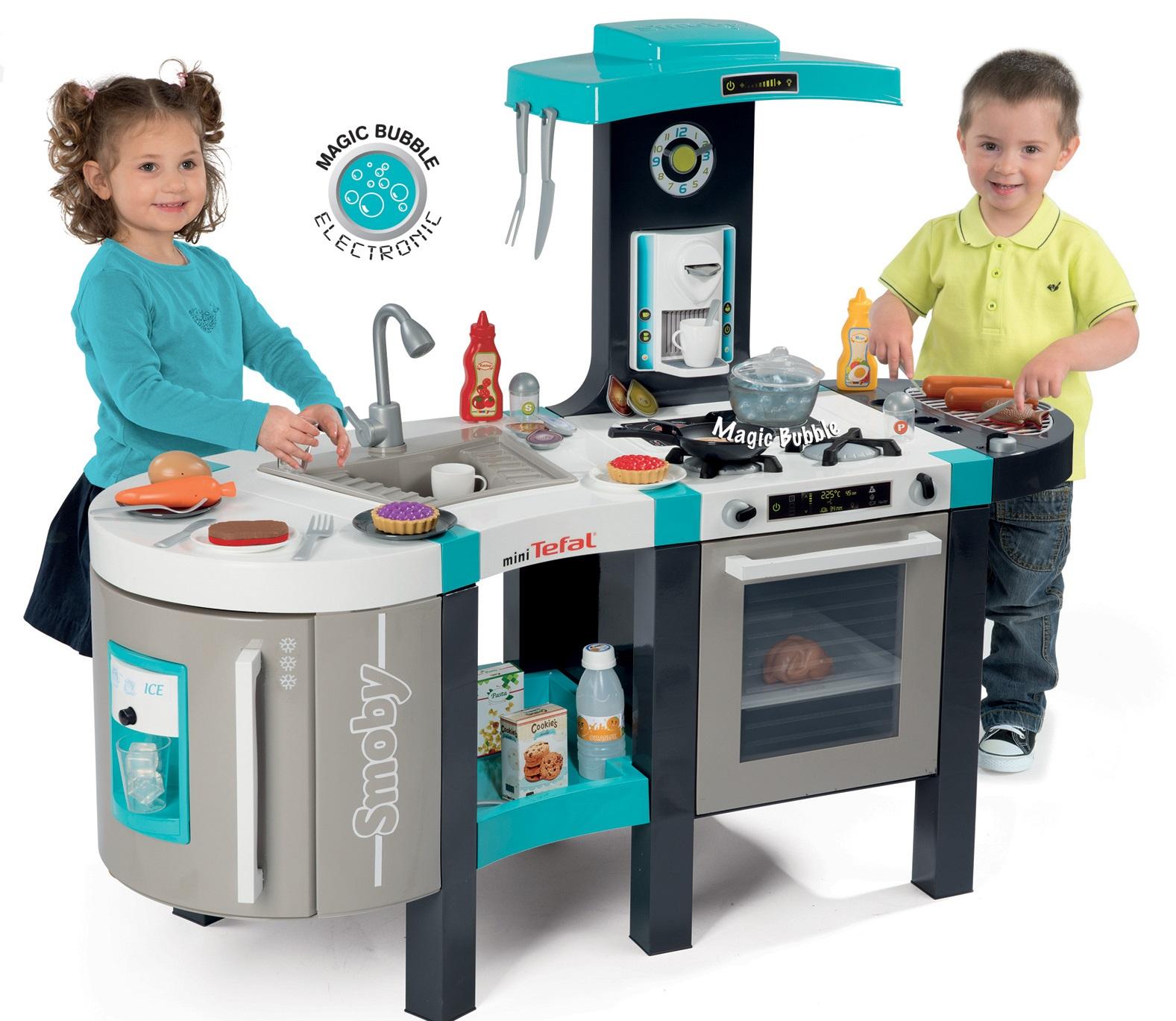 Elektronická dětská kuchyňka