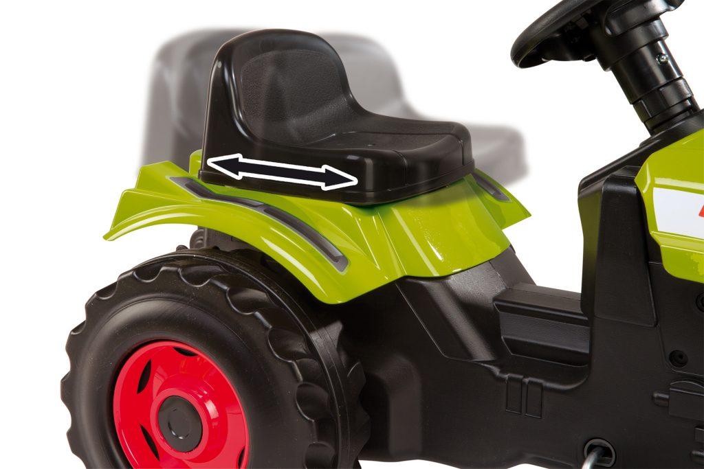 Dětský traktor Smoby