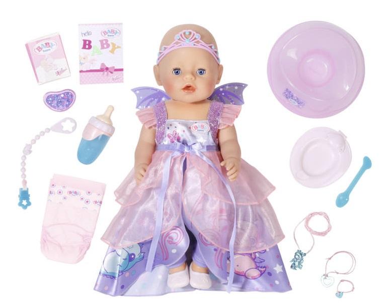 Panenka Baby Born Víla s doplňky