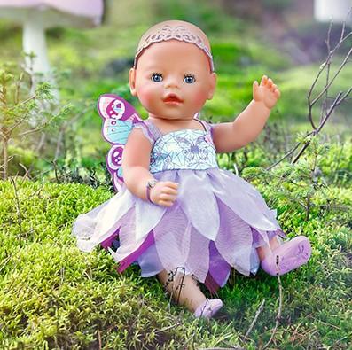 Panenka Baby Born princezna