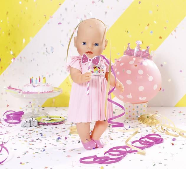 Party panenka Baby Born