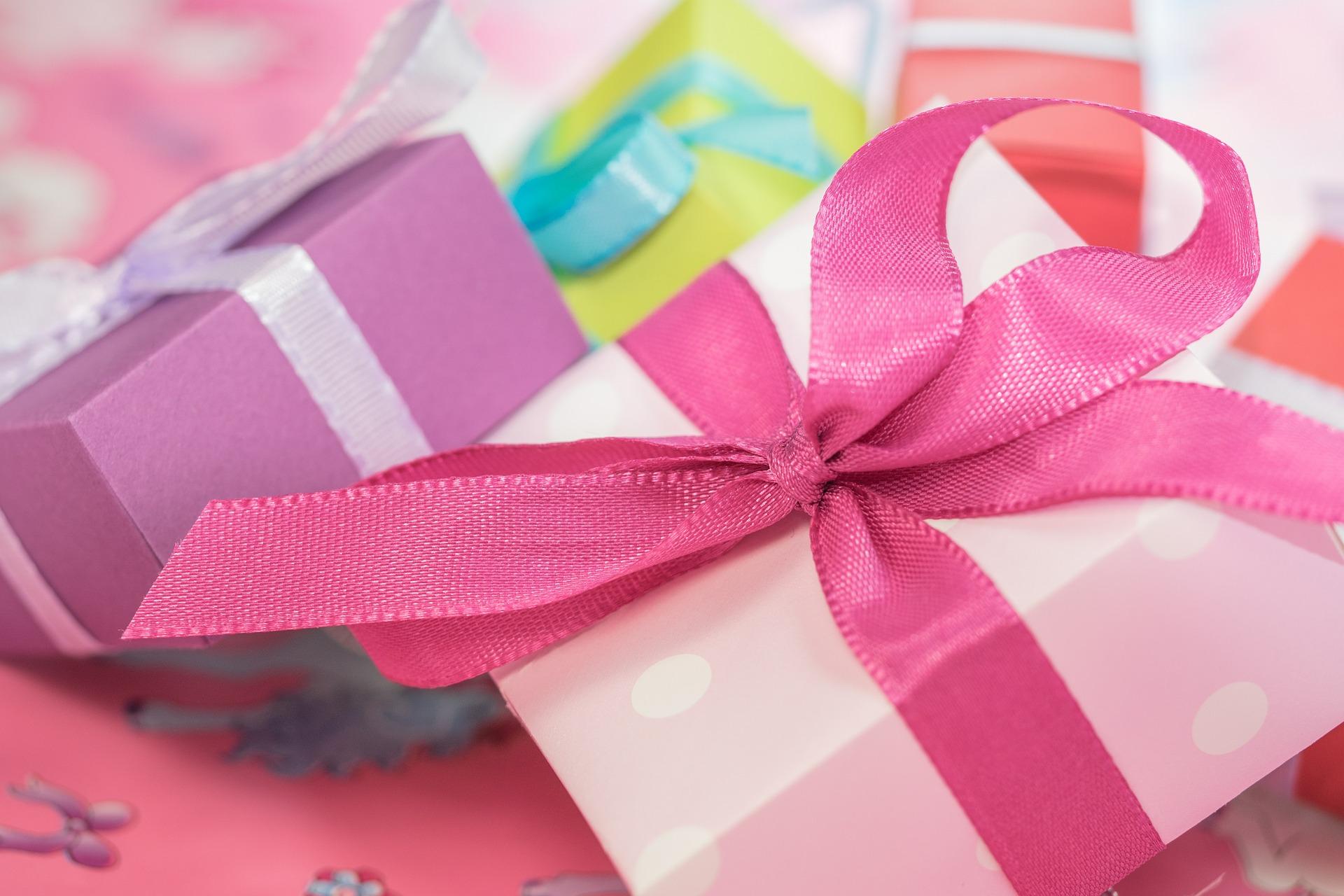 Typy na dárek pro novorozence