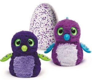 Interaktivní hračky Ptáček Hatchimals