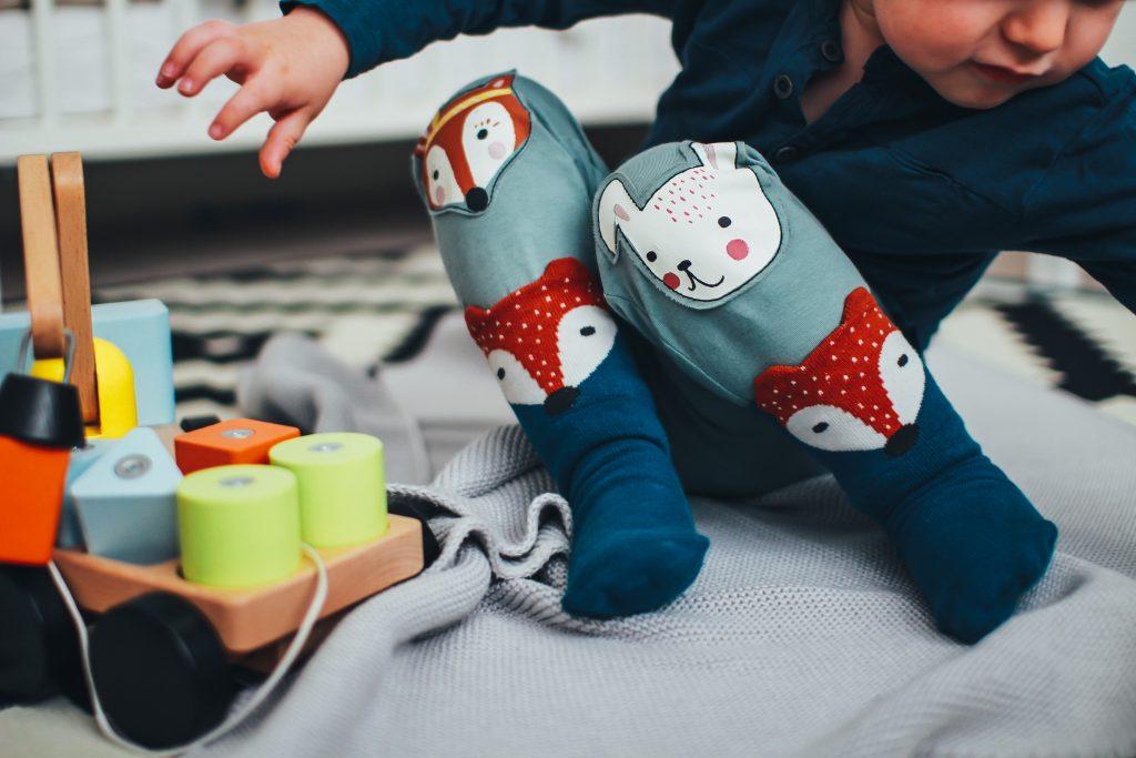 Bezpečné hračky pro děti ze dřeva